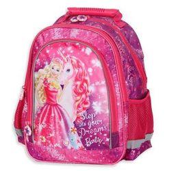Plecak Szkolny wycieczkowy Barbie St.Majewski