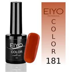 Lakier hybrydowy EIYO Crazy - kolor nr 181 - Zgaszony Rudy - 15 ml Lakiery hybrydowe