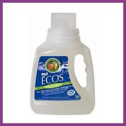 EARTH FRIENDLY PRODUCTS Płyn do prania ECOS lemongrass - 50 prań