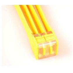 Kajdanki jednorazowe ASP Tri-Fold Yellow (53064)