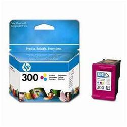 Tusz HP 300 oryginalny wkład atramentowy trójkolorowy CC643EE/ DARMOWY TRANSPORT DLA ZAMÓWIEŃ OD 99 zł