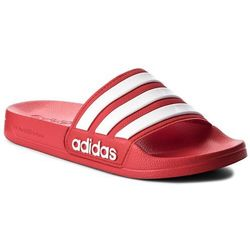 separation shoes 56280 d628e Klapki adidas - adilette Shower AQ1705 ScarleFtwwhtScarle