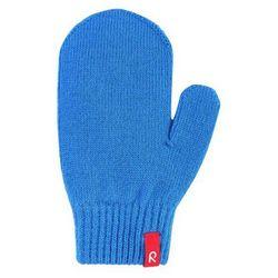 Rękawiczki Reima Stig cienka włóczka wełniana niebieskie jednopalczaste