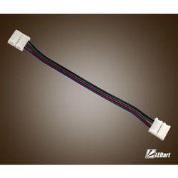 Złączka do taśmy LED RGB dwustronna z kablem