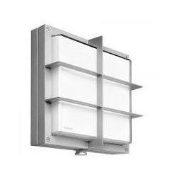 STEINEL L 691 LED – lampa ścienna, kinkietowa, zewnętrzna z czujnikiem ruchu, srebrny 672218 (ZNALAZŁEŚ TANIEJ - NEGOCJUJ CENĘ !!!)