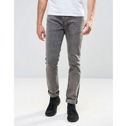 Levi's 511 Slim Jeans Coffee Pot Mid Grey Wash - Blue