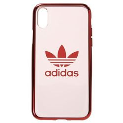Adidas Entry Case iPhone X (czerwony)