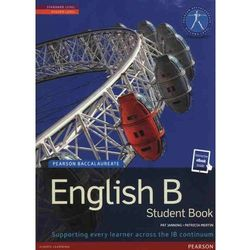 Pearson Baccalaureate English B print and ebook bundle for the IB Diploma