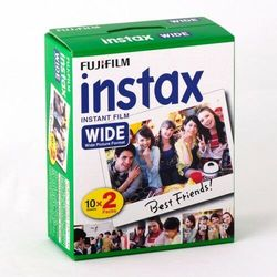 FUJI Film INSTAX Wide 20 szt. do modeli 210, 300