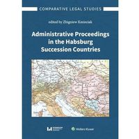 Administrative proceedings in the habsburg succession countries