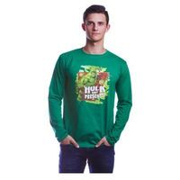 Marvel X-mas Hulk Long Sleeve - rozmiar L Bluza GOOD LOOT