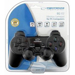 GamePad / kontroler Esperanza Vibration EG102 Warrior