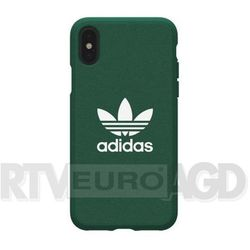 Adidas Moulded Case iPhone X/Xs (zielony)