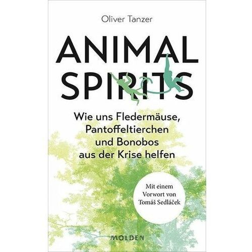 Animal Spirits Tanzer, Oliver