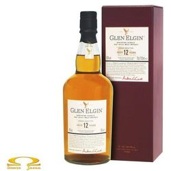 Whisky Glen Elgin 12YO 0,7l