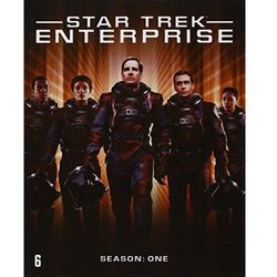 Tv Series - Star Trek Enterprise 1