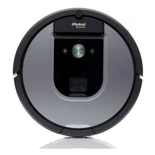 iRobot Roomba 896 - jeden z najlepszych odkurzaczy automatycznych