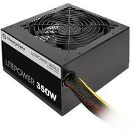 Thermaltake zasilacz litepower ii black 350w (active pfc, 120mm)