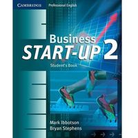 Business start-up 2 students book (opr. miękka)